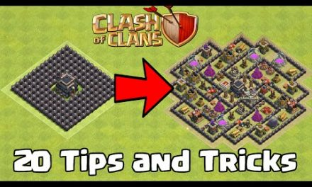 20 Tips & Tricks To Improve Your Base In Clash of Clans