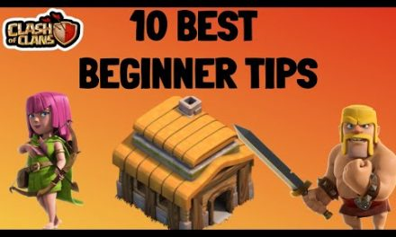 10 BEST Clash of Clans Beginner Tips 2020 | Clash of Clans Beginners Guide