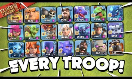 A Tip for Every Clash of Clans Troop!