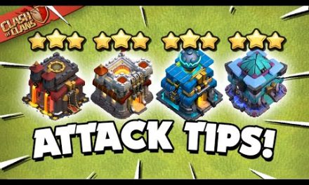 Top 5 Attacking Tips in Clash of Clans!