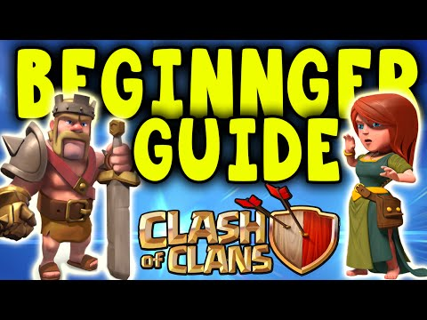 Clash of Clans Beginner Strategy Guide! – 10 Tips & Tricks for New Clash of Clan Players