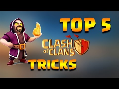 5 Tricks that every Clash of Clans Player Should Know…Check Out !
