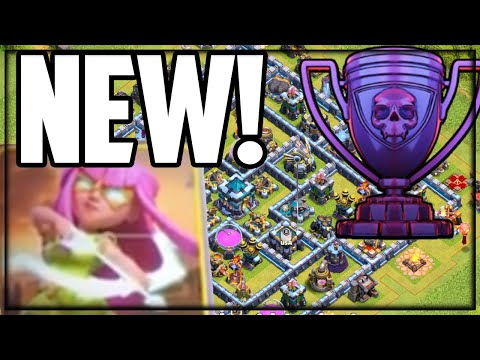 NEW Clash of Clans UPDATE Troop? | Q&A | Revenge to Legend