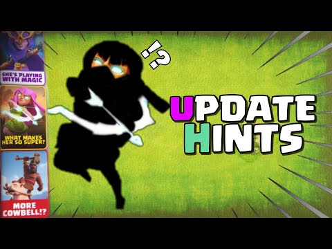 Next Update – New Super Troops!? in Clash Of Clans
