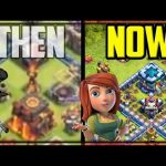 EIGHT Years! Clash of Clans THEN, and NOW