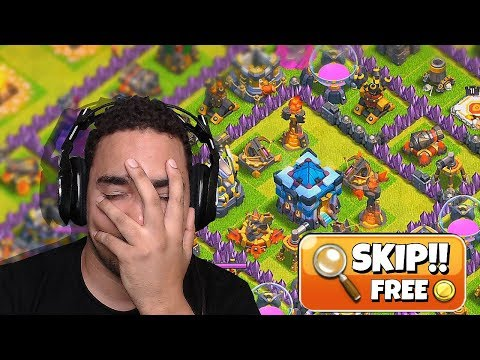 "I FOUND ANOTHER ONE…. WORST TH13 EVER! ""Clash of clans"""