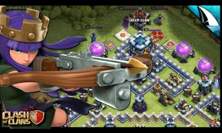 Can I Keep The Queen Alive?!? Time to QUEEN CHARGE Lalo!   Clash of Clans