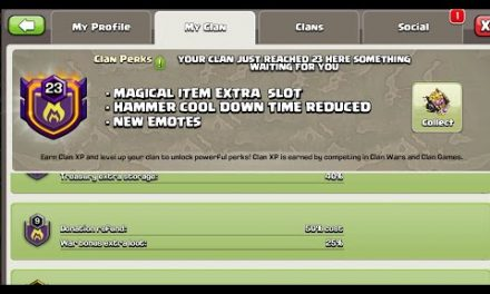 CHRISTMAS Update! New Clan Perks Which We Need In Clash of Clans Winter UPDATE of Coc