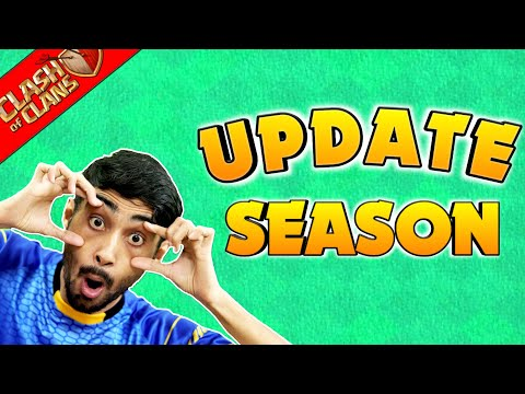 Winter Update In Coc , Things To Look Forward……. Clash of Clans…….