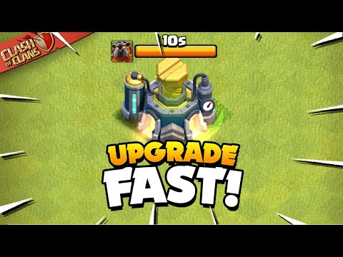 Secrets to Max Laboratory Fast (Clash of Clans)