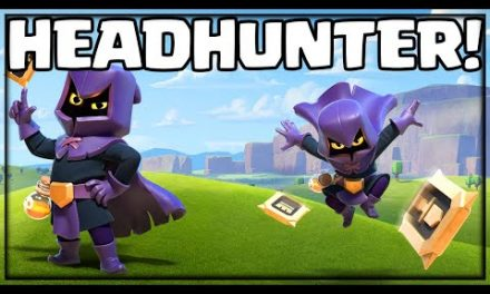 THE HEADHUNTER! Clash of Clans Update Sneak Peek!