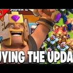 BUYING AND GEMMING THE FALL UPDATE 2020! – Clash of Clans