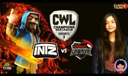 CWL – INTZ vs ALTERNATE ATTAX
