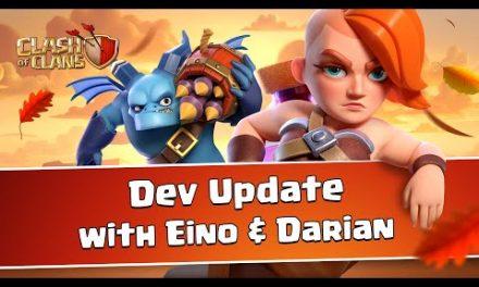 Clash of Clans Dev Update (Autumn Update 2020)