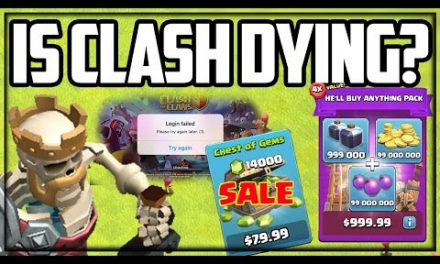 IS Clash of Clans DYING? 10 WARNING Signs!