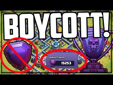 BOYCOTT Legend League in Clash of Clans!