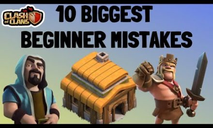 10 BIGGEST Beginner Mistakes | Clash of Clans Beginner Tips 2020 | Clash of Clans Beginners Guide