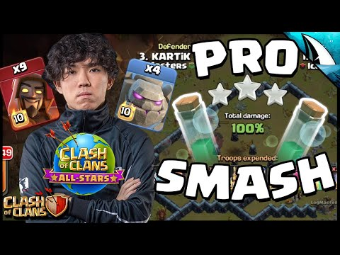 Pro's Break the New Meta in Clash of Clans!