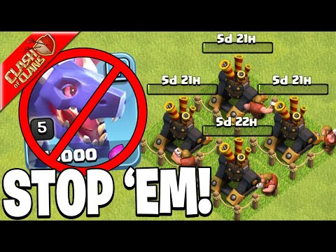 TIME TO FIGHT BACK AGAINST ZAP DRAGS! – Clash of Clans