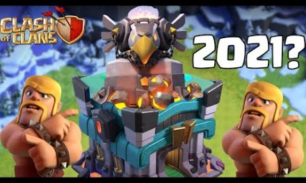 CLASH OF CLANS UPDATES 2021?