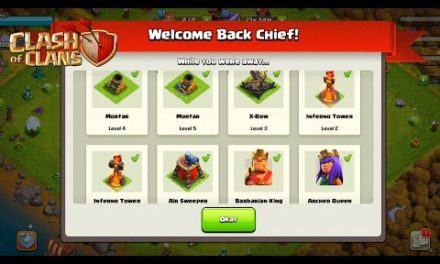 Free Auto-Upgrades In Clash Of Clans – Rare Thing Of COC