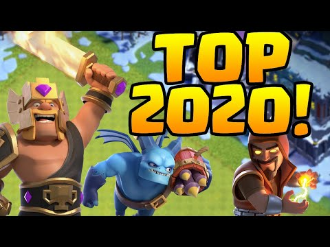 TOP UPDATES 2020! 😂 Clash of Clans * CoC