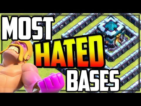 HATED Bases Make Players RAGE in Clash of Clans!