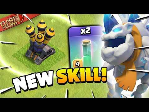 New Invisibility Spell Technique in Clash of Clans!