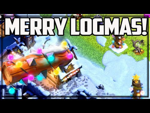 MERRY LOGMAS but WHEN is Town Hall 14 in Clash of Clans?