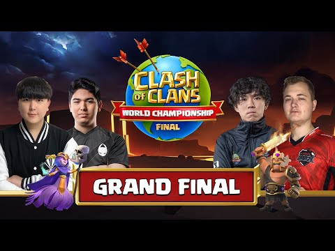 World Championship GRAND FINAL – Clash of Clans