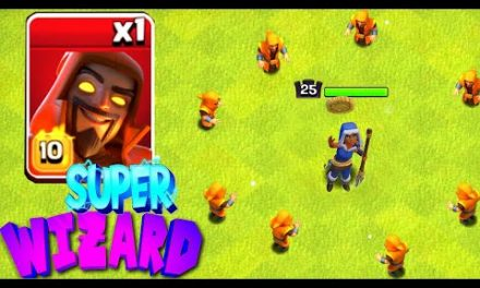 """NEW!! super Wizard Joins the Fight! """"Clash Of Clans"""" Xmas Update 2020"""