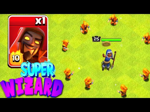 "NEW!! super Wizard Joins the Fight! ""Clash Of Clans"" Xmas Update 2020"