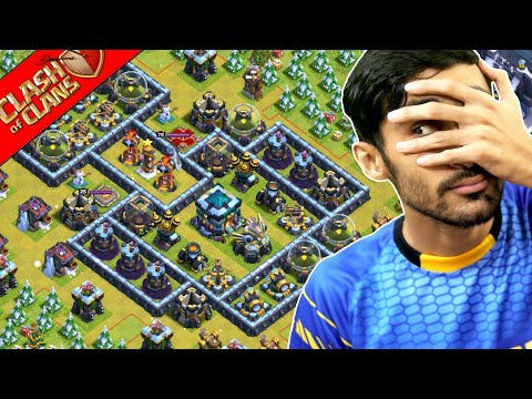 My Secret Army In progress! Clash of Clans………..(Coc)….