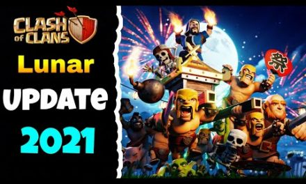clash of clans update 2021 – Lunar Year+Gold pass Gift+Th14+BH Scenary in Clash of Clans 2021 Update