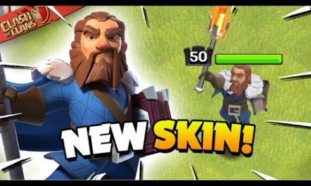 New 2021 Hero Skin & Ranking ALL 2020 Skins (Clash of Clans)