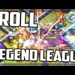 ULTIMATE Defense TROLLS Legend League in Clash of Clans!
