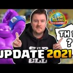 Clash of Clans Update 2021 NEWS | Rathaus 14, NEUE Feature, Clash Worlds