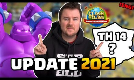 Clash of Clans Update 2021 NEWS | Townhall 14, NEW Feature, Clash Worlds