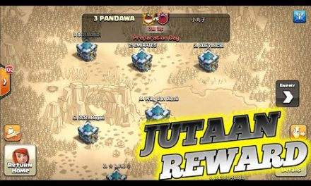 LIVE..!!! HUJAN REWARD DI KLAN SULTAN 3 PANDAWA | CLASH OF CLANS INDONESIA