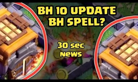 Clash of clans New Builder Base 10 update   Coc new Th14 update   coc New update 2021 #Shorts