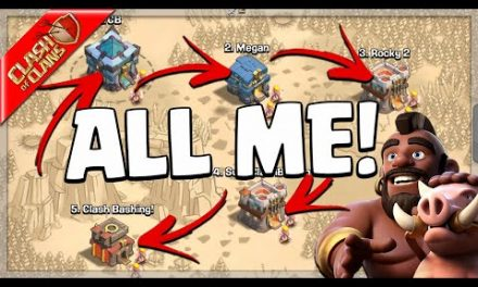 I WANT THE PERFECT WAR SO BAD! – 5v5 Friday – Clash of Clans