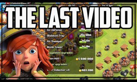 The LAST Video – Gold Pass Clash of Clans Town Hall 10!