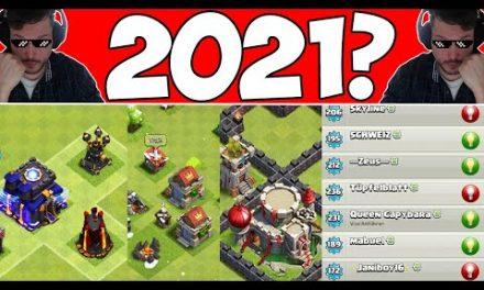 CLASH OF CLANS UPDATES 2021?!