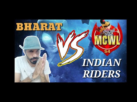 BHARAT VS INDIAN RIDERS…MCWL ROUND 32…CLASH OF CLANS…COC…