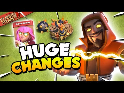 New Balance Changes for 2021 (Clash of Clans)