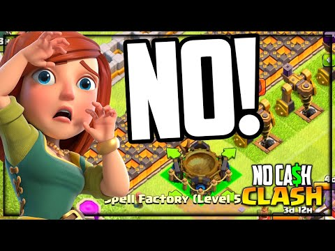 How To Get KICKED From Your Clan in Clash of Clans! No Cash Clash!