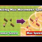 Does Movement Speed Really Matter in Clash of Clans?