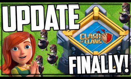 UPDATE! Clash of Clans Autumn Update Sneak Peeks!