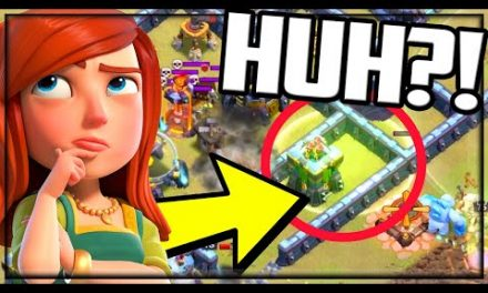 WHY DID HE DO THAT? 300 IQ Attacks in Clash of Clans