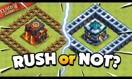 Should You Rush? Pros and Cons Explained (Clash of Clans)